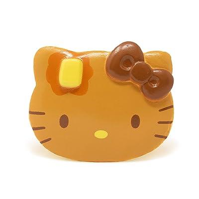 Sanrio Super Soft Fastfoods Squishy Pancake: Toys & Games