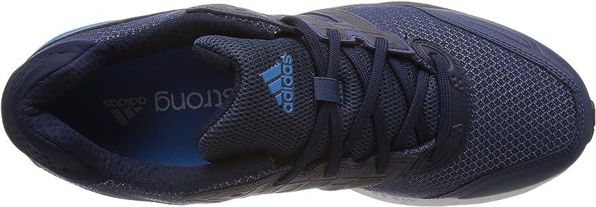 Adidas Nova Cushion - Zapatillas de Running para Hombre Azul, Talla 43.5: Amazon.es: Zapatos y complementos