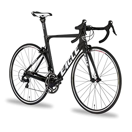 Amazon.com : Eagle Z-Series Carbon Aero Road Bike - Made with ...