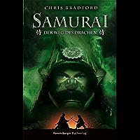 Samurai 3: Der Weg des Drachen (German Edition)