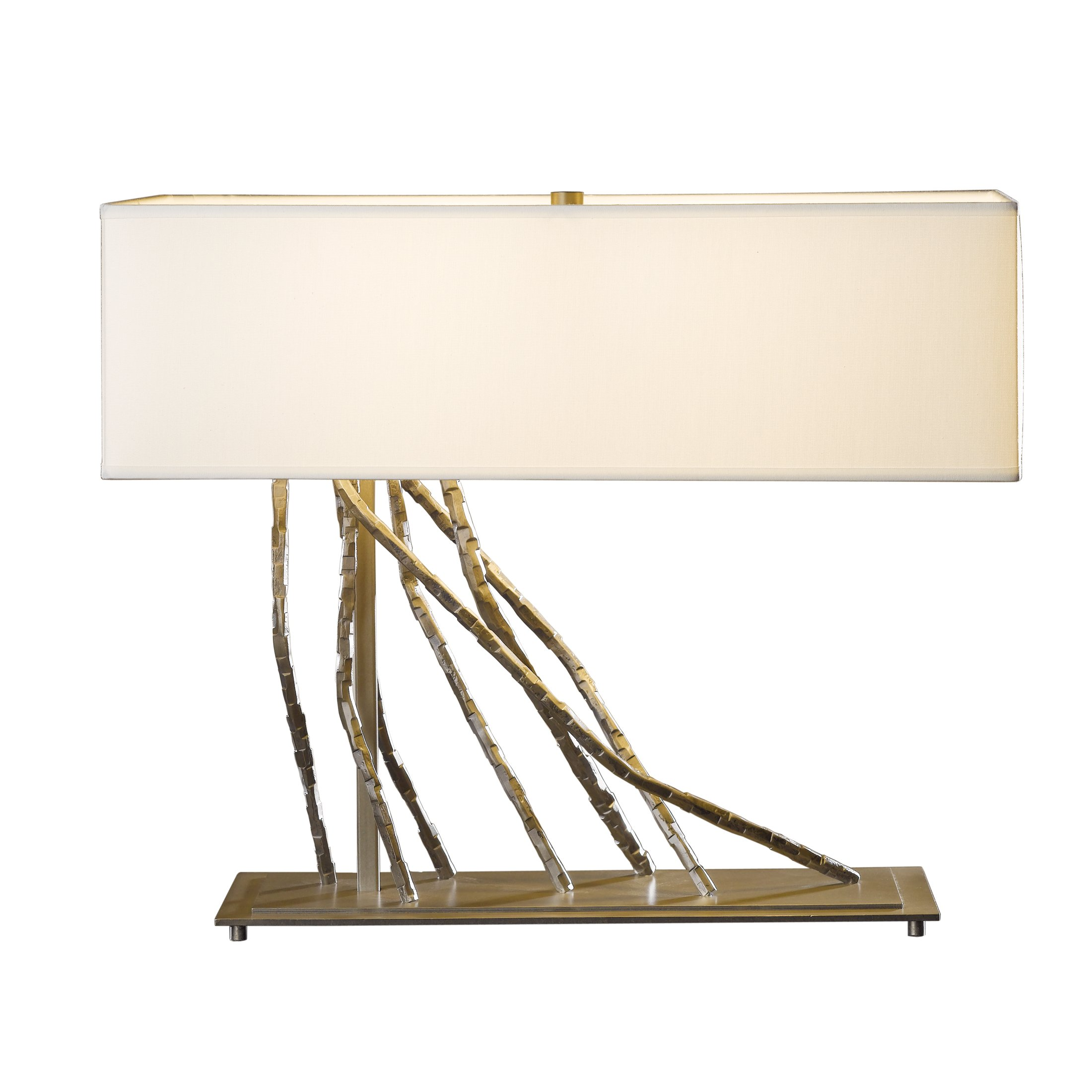 Hubbardton Forge Brindille Table Lamp 277660-1076, Soft Gold