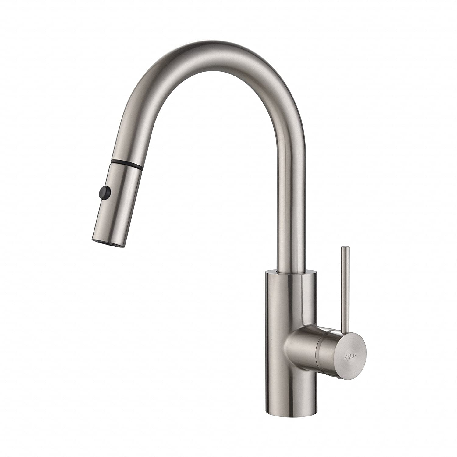 Kraus KPF 2620SS Modern Oletto Single Lever Pull Down Kitchen