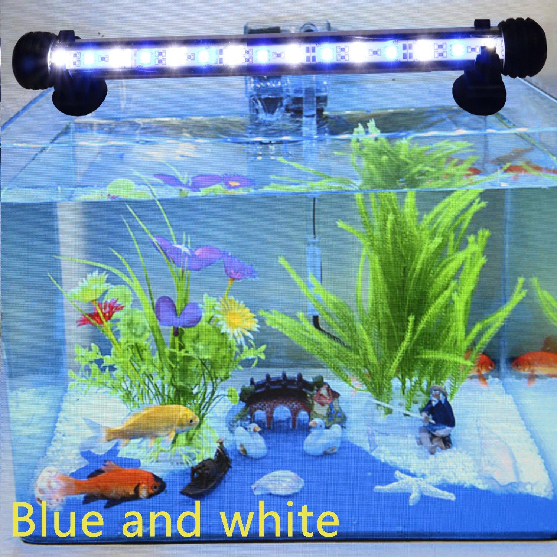 Lámpara LED para acuario, con ahorro de energía, sin emitir ruido y ...