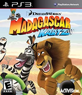 Amazoncom Madagascar 2 Escape 2 Africa Playstation 3 Artist