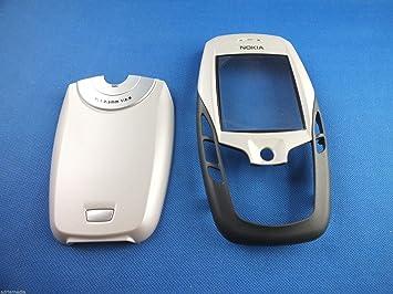 Amazon.com: Original Nokia 6600 una B frontal Contraportada ...