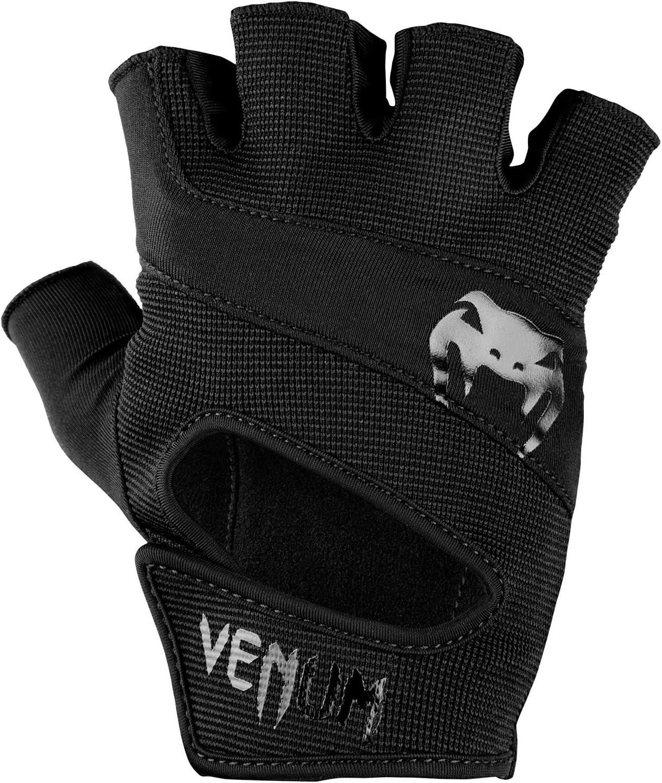 Venum Damen Fitness-Handschuhe Aero Body Fitness Schwarz-Pink Crossfit Training