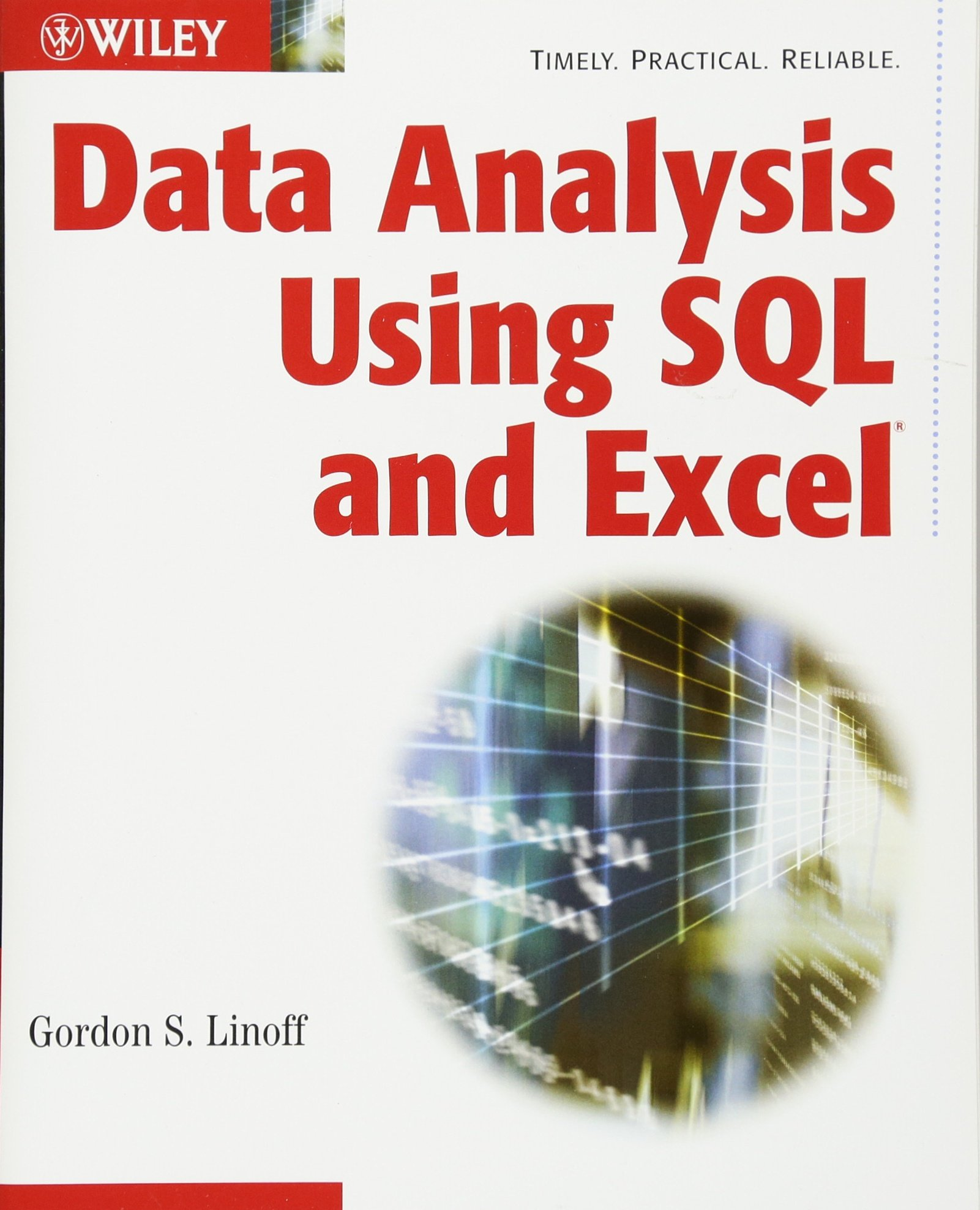 Data Analysis Using SQL and Excel by Wiley