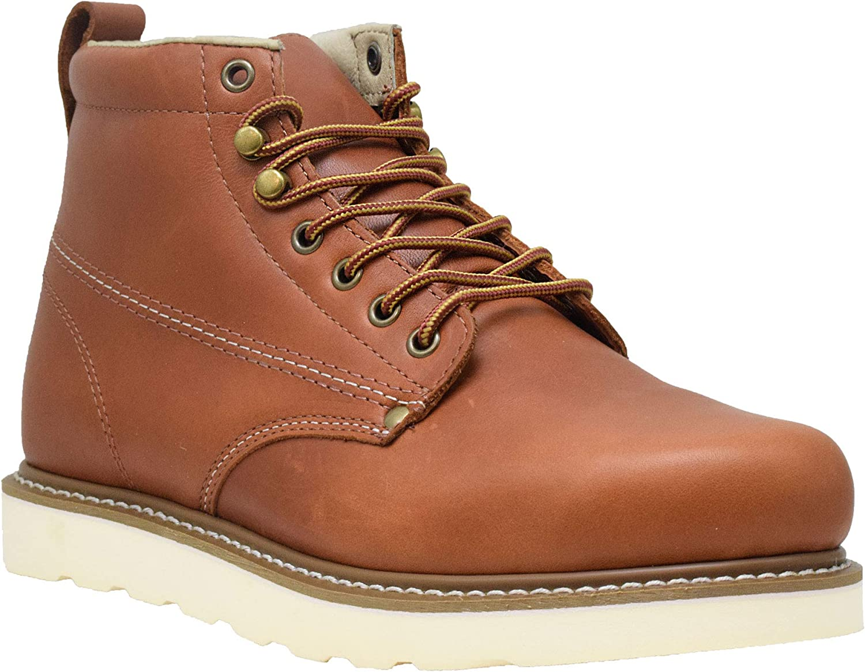 Mens Comfortable Boots