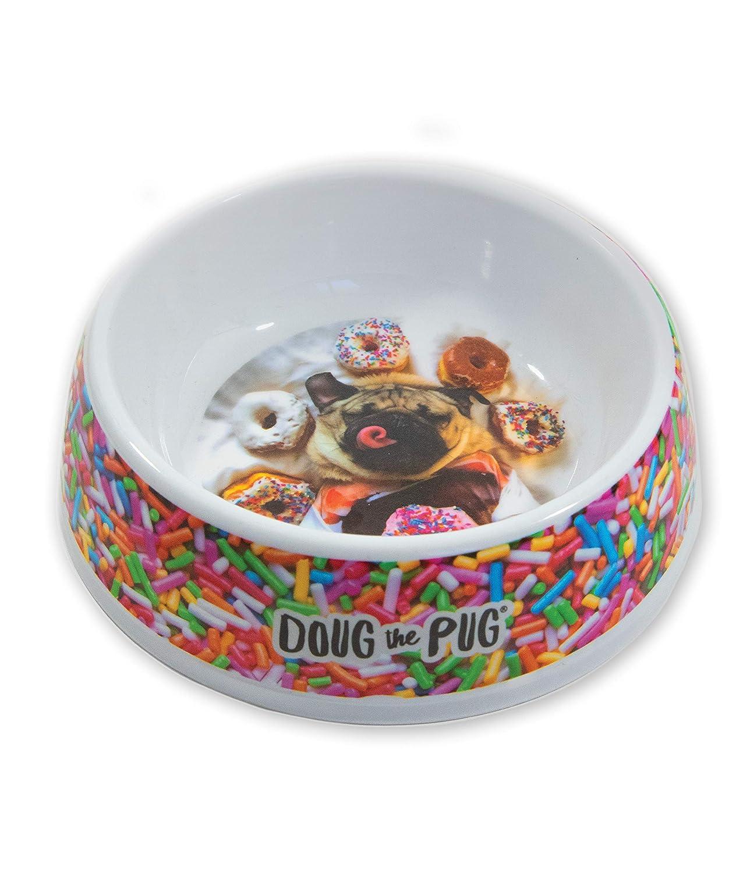 Tazón de Doug The Pug