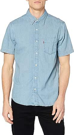 Levis SS Classic 1 Pkt Standrd, Camisa Hombre