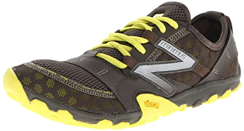 New Balance Mt10Gl2 - Zapatillas de Running, Gris/Lima, 11.5 UK: Amazon.es: Zapatos y complementos