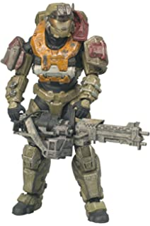 a5b67bb9f79e93 Amazon.com: McFarlane Toys - Halo Reach pack 6 figurines deluxe ...