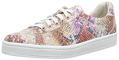 Gwen Python LU, Damen Sneakers, Braun (235 Caramel), 40 EU Esprit