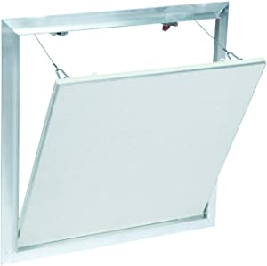 "Attic Access Panel / Attic Hatch 22"" x 36"" for Icynene Classic Max for ceilings, with 5/8"" Drywall Inlay"