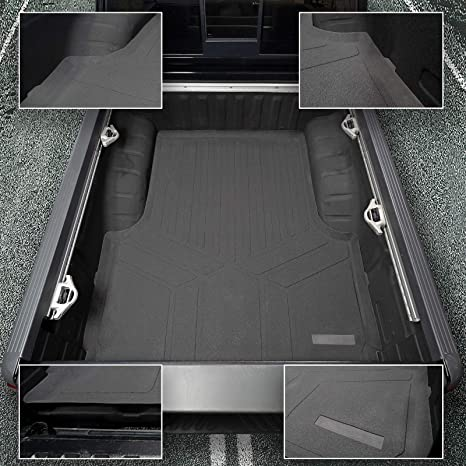 SC500D UnderCover SwingCase Truck Storage Box fits 2004-2019 Nissan Frontier Drivers Side