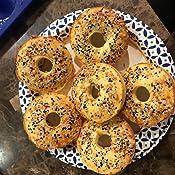 Amazon Com Keliwa Silicone Donut Baking Pan Non Stick
