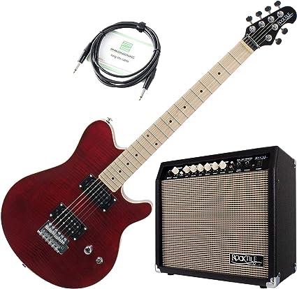 Rocktile Pro MM150-TR - Set de amplificador para guitarra ...