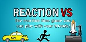 Reaction VS by kiyell