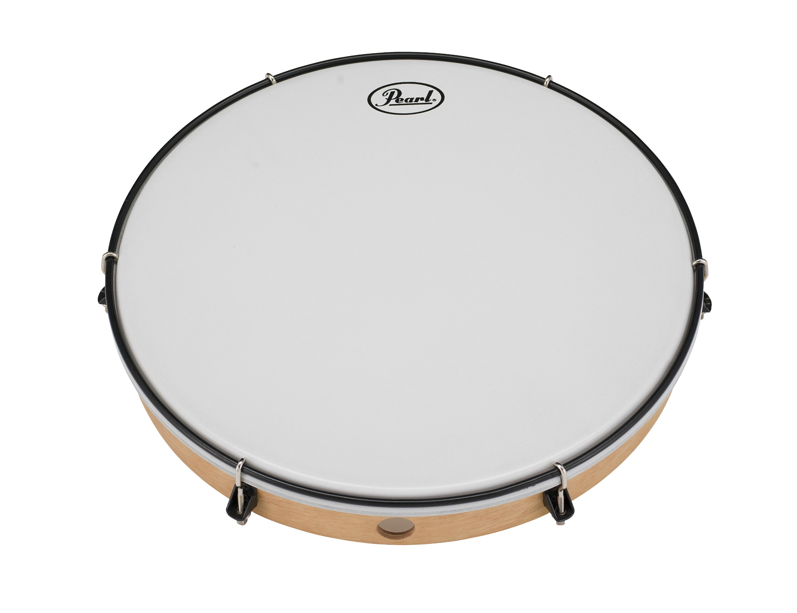 Pearl PFR14C 14-Inch Frame Drum with Lugs and Coated Heads