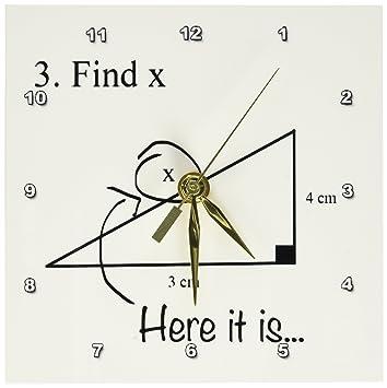 amazon 3drose dc 107310 1 find x here it is math humor school