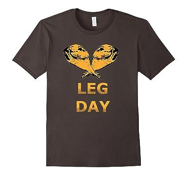 65e2d3c05 Amazon.com: Leg Day T-Shirt Funny Thanksgiving Day Turkey Tee: Clothing