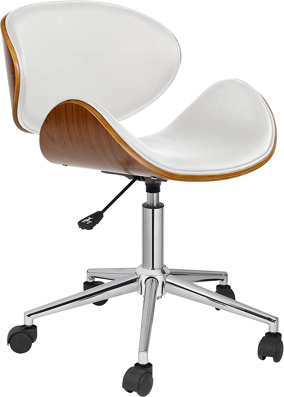 Amazon Com Porthos Home Rylan Office Chair A Classy Executive Office Chair With 5 Easy Glide Caster Wheels Height Adjustable 360 Degree Swivel Fabulous Home Office Chair Size 24 X 23 X 35 Inches
