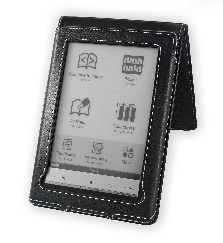 Cover-Up - Funda de Cuero para Sony Reader PRS-600 Touch Edition ...