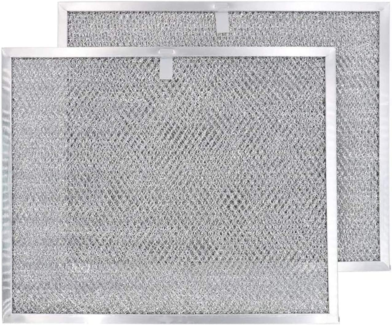 "Range Hood Filter replace Broan Model BPS1FA30, 99010299 for NuTone Allure WS1 QS2 and Broan QS1 30"" Range Hoods 2-Pack"