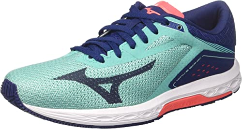 Mizuno Wave Sonic Wos, Chaussures de Running Femme