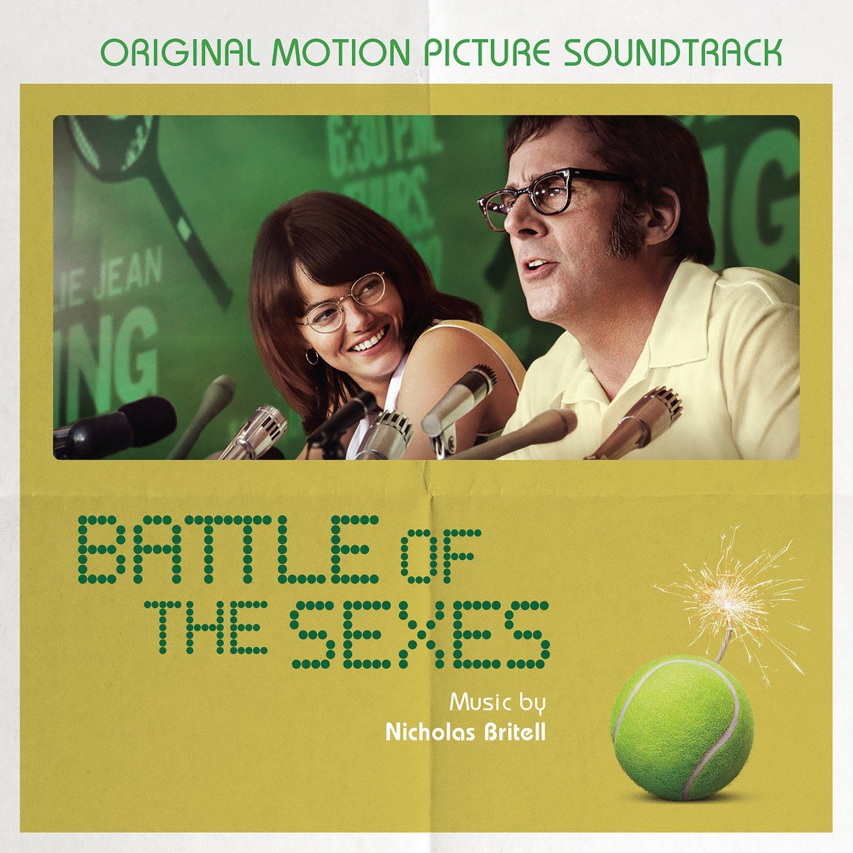 Vinilo : VARIOUS ARTISTS - Battle Of The Sexes (original Soundtrack) (Limited Edition, Blue, Pink, 180 Gram Vinyl, Gatefold LP Jacket)