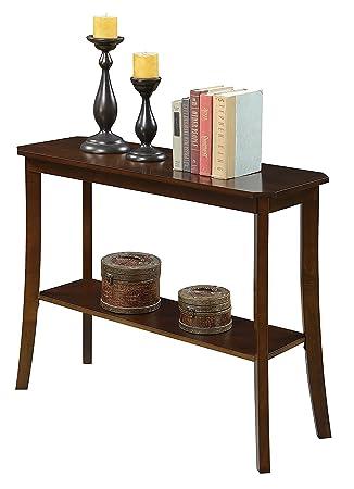 Convenience Concepts 7103099ES Console Table Espresso