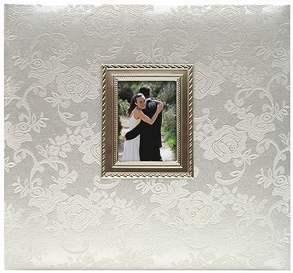 Amazon Mcs Mbi 135x125 Inch Wedding Scrapbook Album With