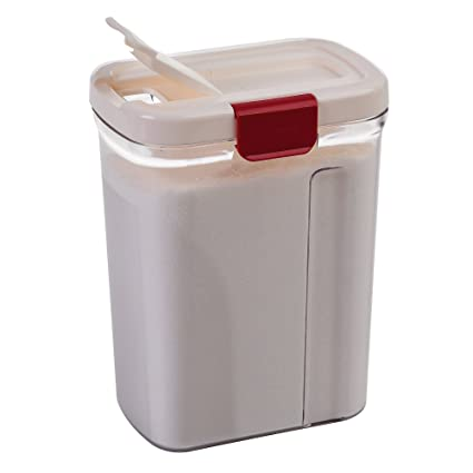 9053748665d4 Prep Solutions by Progressive Sugar Keeper Air-Tight Food Storage  Container, 2.5 Quarts