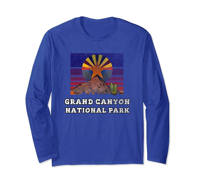 Grand Canyon National Park Long Sleeve Shirt Desert Scenery-ah my shirt one gift
