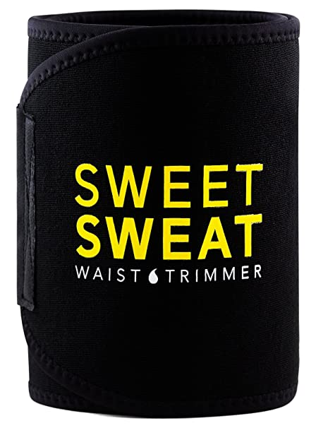 c1f452d40b Amazon.com  Sports Research Sweet Sweat Premium Waist Trimmer ...