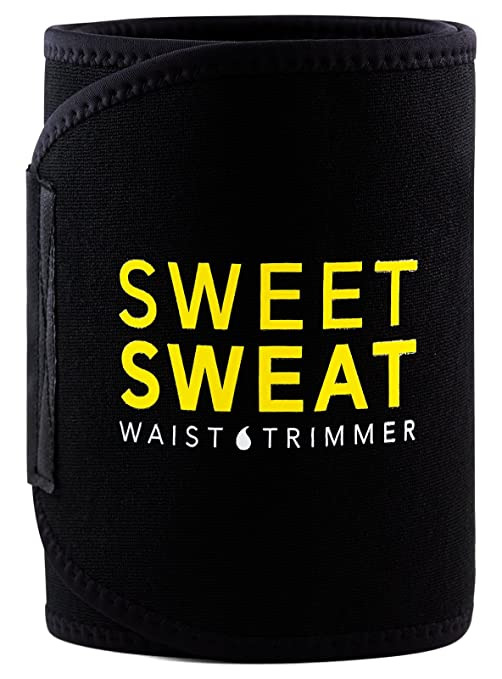 0e1aea23e9 Sports Research Waist Trimmer with Sample of Sweet Sweat Workout Enhancer  Gel