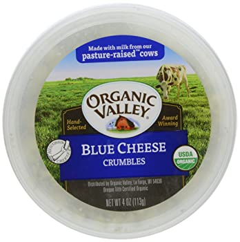 Organic Valley Non-GMO Blue Cheese
