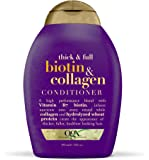 Organix Biotin and Collagen Conditioner, 13-Ounce