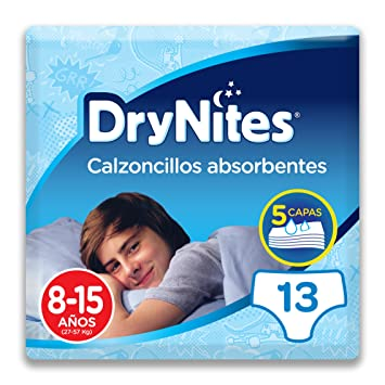 Huggies Dry Nites, Pyjama Pants (8-15 years)