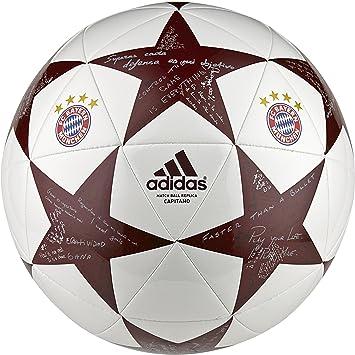 adidas Finale16FC Barcelona Cap Balón de Fútbol, Hombre, Blanco ...