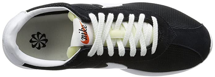 new style ee7a4 5fe77 Amazon.com   Nike Mens Roshe LD-1000 QS Black White White Casual Shoe 12  Men US   Road Running