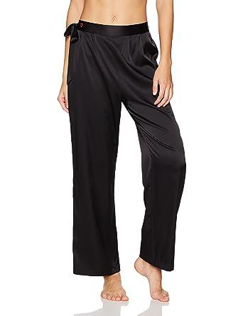70fc068177 Dear Drew by Drew Barrymore Women s Manhattan Nights Silk Lounge Pant