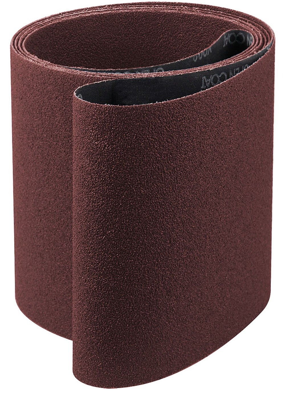 6x80 Aluminum Oxide 100 Grit Sander Belt, x-weight<br>A&H Abrasives 933027x10, 10-pack