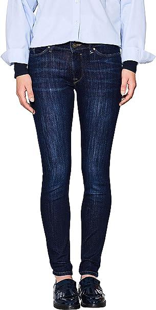 edc by ESPRIT Damen Skinny Jeans: : Bekleidung
