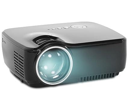 GOCLEVER CINEO Focus crenova LCD - Proyector Mini 1200 lúmenes 800 ...