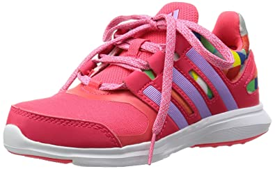 Adidas Hyperfast 2.0 K, Chaussures de Running Compétition Garçon ... f133a244b9ec