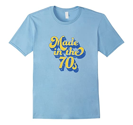 Amazon seventies shirts retro vintage made in the 70s shirt mens seventies shirts retro vintage made in the 70s shirt 2xl baby blue sciox Image collections