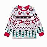 DHASIUE Christmas Kids & Toddler Pajamas Girls 2