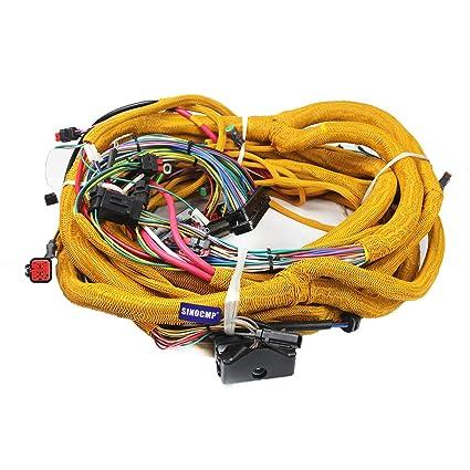 306-8610 - Arnés de cableado principal SINOCMP para piezas de ...