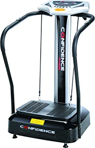 Confidence-Fitness-Slim-Full-Body-Vibration-Platform-Fitness-Machine